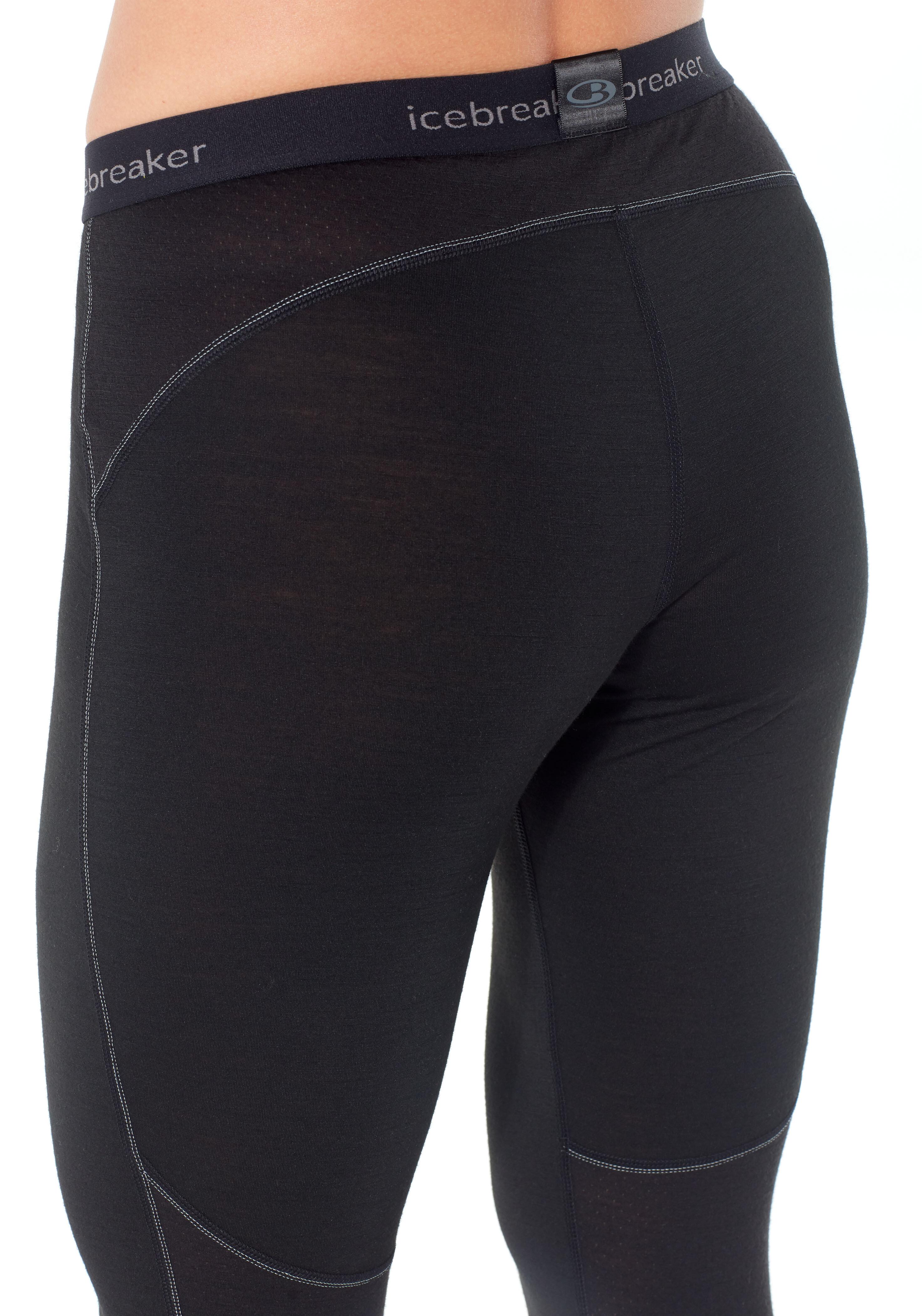 767975ed5b755 Icebreaker 150 Zone Underwear Women black at Bikester.co.uk